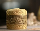 Phát hiện cổ vật quý hiếm bằng vàng từ thời Trần