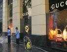 """""""Nghi án"""" hàng hiệu Milano - Gucci: Công an, thuế, quản lý thị trường vào cuộc"""