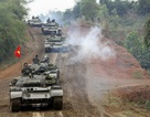 Quân đội Việt Nam diễn tập sẵn sàng chiến đấu