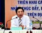 Ông Nguyễn Bá Thanh: Các ngân hàng họp nhau chỉ... uống thuốc an thần!