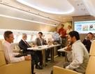 Mục sở thị dịch vụ máy bay siêu sang của hàng không Ả rập