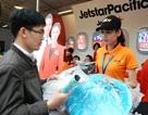 Jetstar Pacific tung hàng loạt vé giá rẻ tại Hội chợ du lịch quốc tế Việt Nam