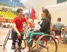 Chuyện tình trong mơ của hai tay vợt khuyết tật
