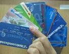 Chỉ 50% thẻ ATM là có người sử dụng thực