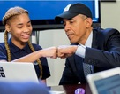 Tổng thống Mỹ Barack Obama kêu gọi giới trẻ học lập trình