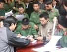 Tổ chức Phiên GDVL chuyên đề cho bộ đội xuất ngũ
