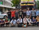 46 lao động Việt Nam bị lừa tại Thái Lan về đến Việt Nam