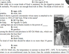 Công bố đề và đáp án bài khảo sát vào lớp 6 Trần Đại Nghĩa