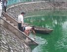 Tá hỏa phát hiện xác chết trên hồ trong cung văn hóa thanh niên