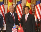 Nhìn lại chuyến công du Việt Nam của Thủ tướng Malaysia