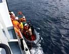 Hỗ trợ 2 triệu đồng cho 13 ngư dân Bình Định bị tàu hàng đâm chìm tại Đà Nẵng
