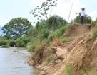 Sạt lở nghiêm trọng nghi do thủy điện xả nước