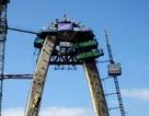 Hợp long trụ tháp nút giao thông khác mức ngã ba Huế