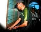 Bắt đối tượng đột nhập vào trụ sở TP Tam Kỳ trộm tài sản