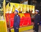Truy điệu 5 chiến sĩ hy sinh do tai nạn giao thông