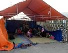 Chủ nợ dựng lều trước cổng nhà máy cồn để đòi nợ