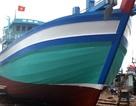 Sắp hạ thủy tàu cá từng bị tàu Trung Quốc đâm chìm ở Hoàng Sa