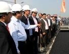 Phó Thủ tướng phát lệnh ra quân đầu năm trên công trình mở rộng QL1A