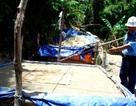 Tịch thu trên 1,5 tấn quặng vàng vô chủ bên bờ sông