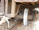 Đoàn tàu 18 toa hàng trật bánh, đường sắt tê liệt nhiều giờ