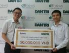 Dược phẩm Eco và Amway Việt Nam ủng hộ đồng bào miền Trung 100 triệu đồng khắc phục thiên tai