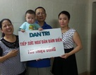 """Gia đình chị Hà Thị Ngân chia sẻ 100 triệu đồng """"Tiếp sức ngư dân bám biển"""""""