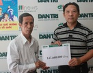 Hơn 142 triệu đồng đến với gia đình chị Đào Thị Nhạn