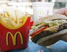 Đuôi chuột nằm trong suất hamburger McDonald