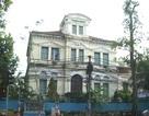 Biệt thự cổ: Giá 1m2 bằng căn hộ tập thể