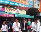 """Hàng đa cấp """"chễm chệ"""" trong chợ Phú Lâm"""