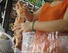 Thực phẩm giả bằng nhựa khiến dân Việt hoang mang