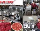 Máy thái thịt dùng cho nhà hàng và gia đình