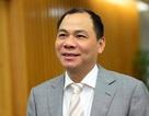 Tài sản ông Phạm Nhật Vượng tăng hơn 630 tỷ đồng trong phiên hôm qua