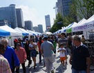 """Đi chợ trời """"Liên hợp quốc"""" ở Seoul"""