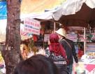 """Gặp chủ quán """"ấm trà mạn giá gần nửa triệu đồng"""" nơi chùa Hương"""