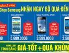 Tuần lễ mua hàng Samsung tại Viettel nhận ngay quà trị giá đến 3 triệu đồng