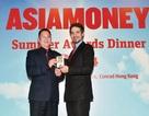 """Trao tặng danh hiệu """"Best Domestic Bank in Vietnam 2014"""" cho ngân hàng MB"""