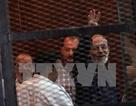 Tòa Ai Cập tuyên án tử hình thủ lĩnh tối cao Anh em Hồi giáo