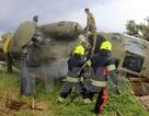 Rơi trực thăng quân sự tại Serbia làm 7 người thiệt mạng