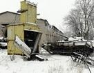 """Ukraine sắp xây """"vạn lý trường thành"""""""