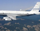 Máy bay chở chuyên gia Mỹ, Ukraine giám sát không phận Nga