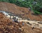 Lở đất ở Indonesia khiến gần chục người mất tích
