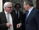 Ngoại trưởng Đức thăm Ukraine và Nga thúc đẩy giải pháp hòa bình