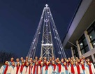 Triều Tiên đòi nã pháo cây Giáng sinh Hàn Quốc