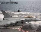 Pháp điều tàu sân bay tham gia oanh tạc IS