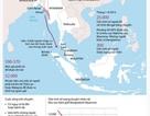 [Infographics] Khủng hoảng người nhập cư ở Đông Nam Á