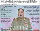 [Infographics] Nghi vấn vụ hành quyết Bộ trưởng Quốc phòng Triều Tiên
