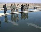 Kim Jong Un thăm trại cá, không có Bộ trưởng Quốc phòng đi cùng