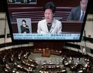Nghị sỹ Hồng Kông bác dự thảo cải cách bầu cử