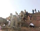 Nepal nhọc nhằn gượng dậy từ đổ nát